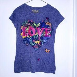 Girls Mudd T-Shirt
